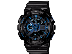 CASIO G-SHOCK GA-113B-1AJR 30th Anniversary Vol.2 Initial Blue for sale / Free Shipping - 01