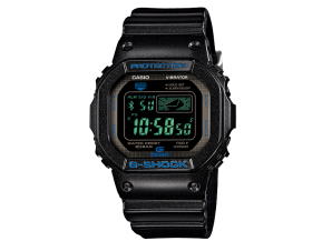 CASIO G-SHOCK GB-5600AA-A1JR 30th Anniversary 2 Initial Blue Bluetooth LE for Sale Free Shipping - 01