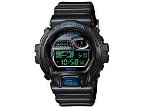 CASIO G-SHOCK GB-6900AA-A1JR 30th Anniversary 2 Initial Blue Bluetooth LE Free Shipping for sale - 01