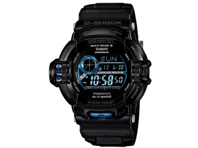 CASIO G-SHOCK GW-9230BJ-1JR RISEMAN 30th Anniversary Vol.2 Initial Blue Free Shipping for Sale - 01