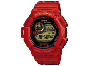 CASIO G-SHOCK GW-9330A-4JR MUDMAN Gshock 30th Anniversary Model Multi Band 6 for Sale - 01