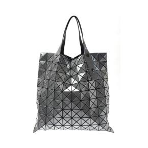 2a50653cf43c BAO BAO ISSEY MIYAKE Tote bag BILBAO PRISM BASICS BB55AG043 Silver JAPAN