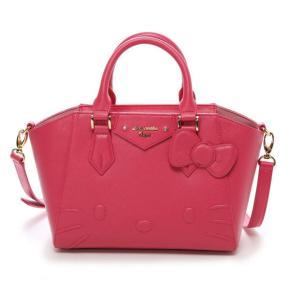 Samantha Thavasa Vega x Hello Kitty Azayle Tote Shoulder Bag Pink Medium JAPAN For Sale - 01