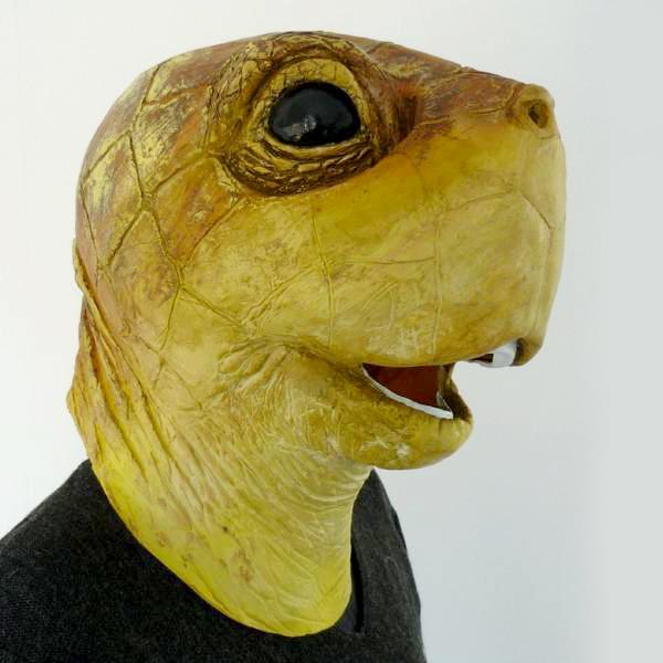 Turtle Tortoise Mask Costume Cosplay Halloween Party