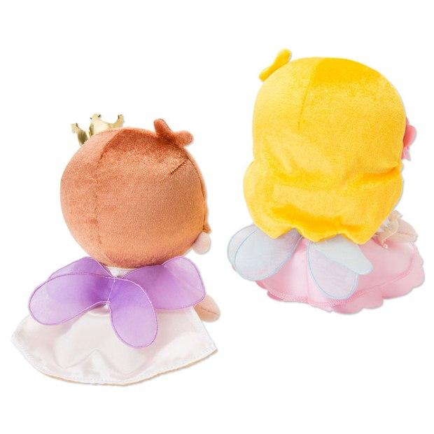Little Twin Stars Kiki Lala Plush Doll Set Flower Party Pair Dolls Sanrio JAPAN For Sale - 02